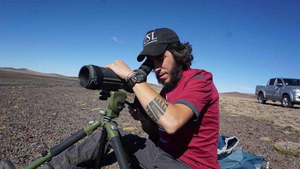 Un biólogo argentino fue uno de los ganadores de los «Oscars verdes»