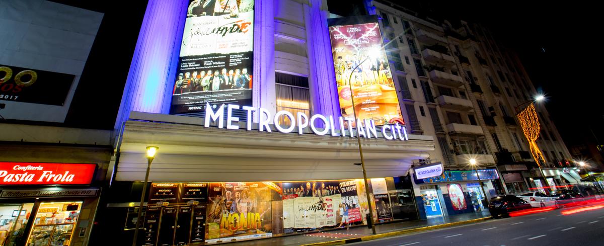 El regreso: con cines y teatro revive la noche