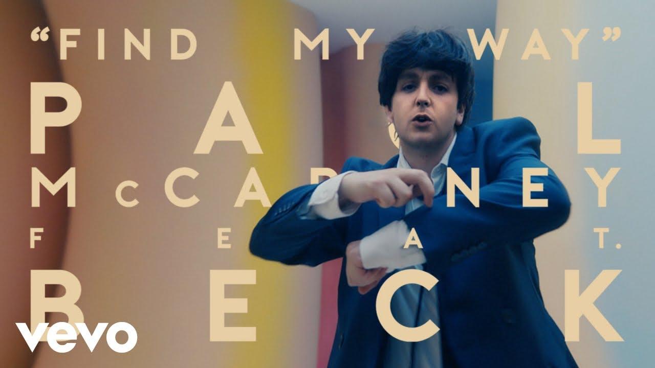 Paul McCartney rejuvenece varias décadas en su nuevo y sorprendente videoclip