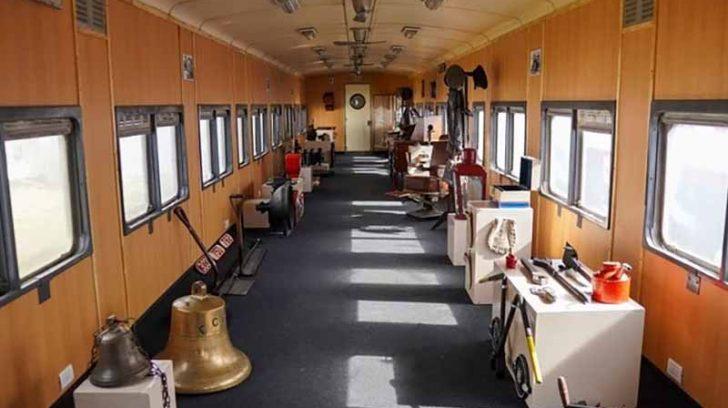 Tren-museo