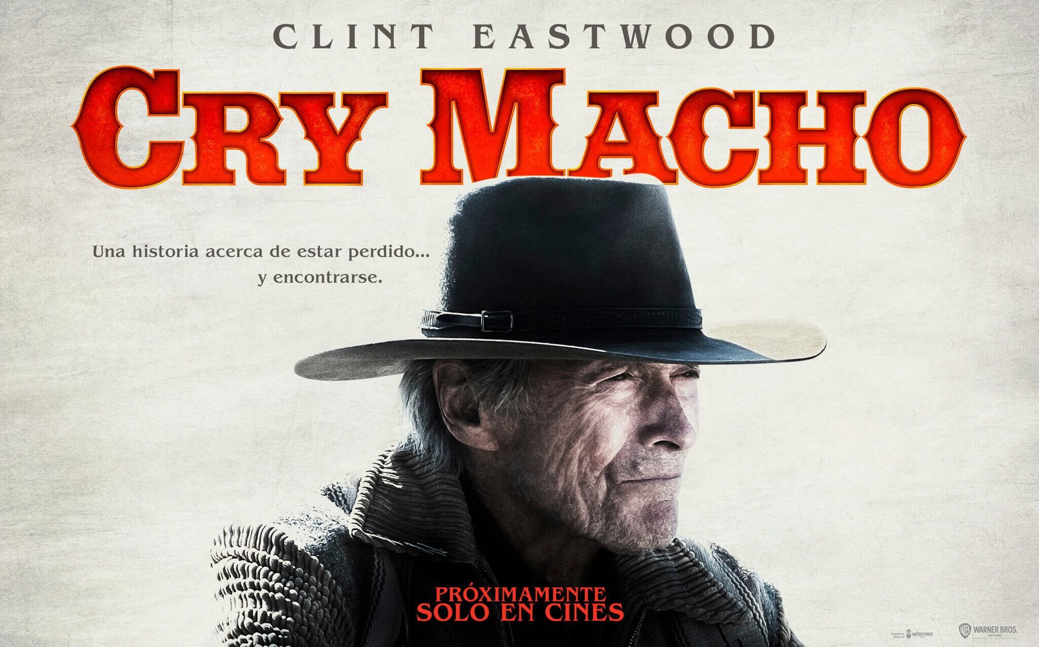 Cry Macho. Cry Eastwood.