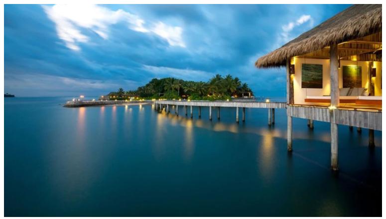 Los 7 bungalows sobre el agua más lujosos del mundo, para dormir acunado por las olas